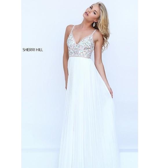 e40cdaf3933 ... Sherri Hill Prom Dress. M 5b4bf1ba951996fe52b27d20